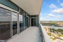 Enjoy picturesque views from your private balcony - 1881 N NASH ST #2311, ARLINGTON