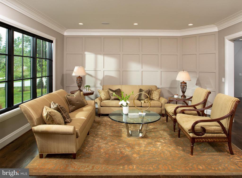 Elegant Living Room - LOT 87 MUNSUN PL, LEESBURG