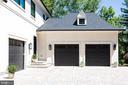 Four-Bay, Four-Car Garage - LOT 87 MUNSUN PL, LEESBURG