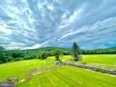 View from deck (land beyond fences part of parcel) - 14868 CIDER MILL RD, HILLSBORO