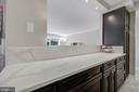 Kitchen - See-Through to Main Living Areas! - 5904 MOUNT EAGLE DR #504, ALEXANDRIA
