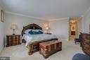 Primary/Master Bedroom - Exceptionally Spacious! - 5904 MOUNT EAGLE DR #504, ALEXANDRIA