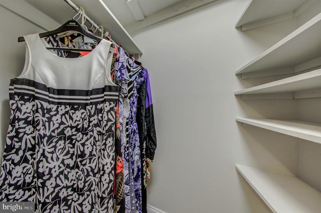 Primary/Master Bedroom Walk-In Closet #2 - 5904 MOUNT EAGLE DR #504, ALEXANDRIA
