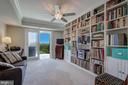 Bedroom #2 - Access to Sun/Florida Room! - 5904 MOUNT EAGLE DR #504, ALEXANDRIA