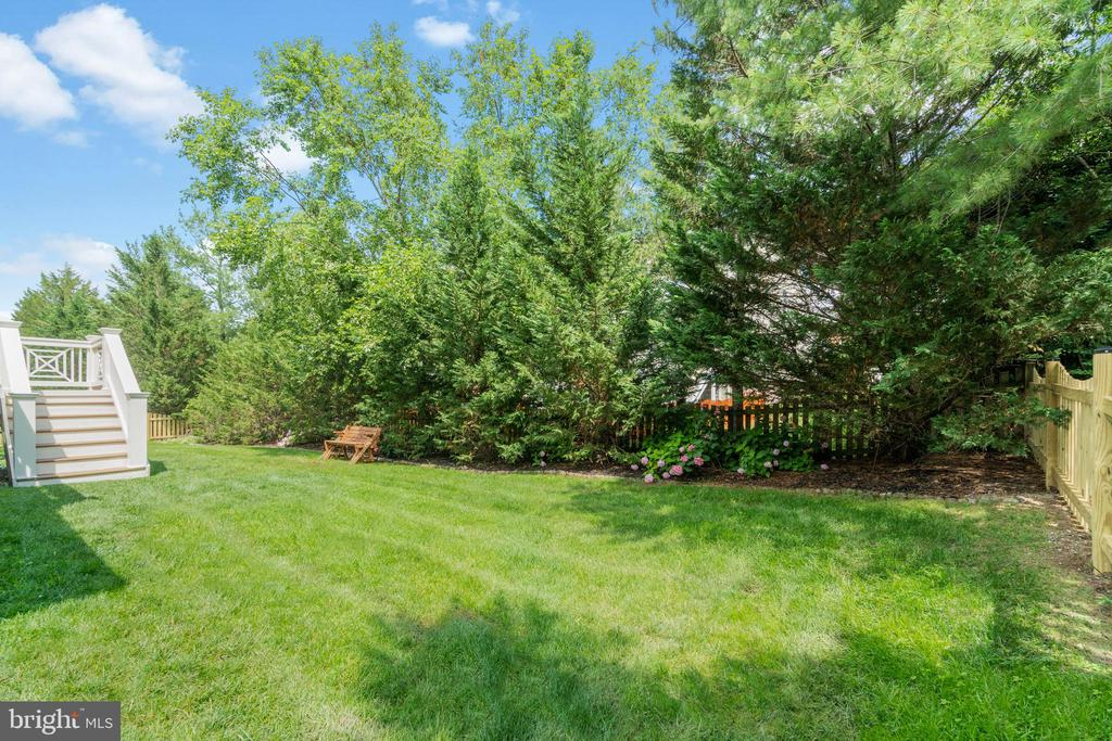 Asian pear, plum, peach, apple, persimmon trees... - 43409 RIVERPOINT DR, LEESBURG