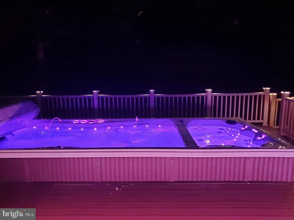 19ft Masters Trainer SwimSpa and Whirlpool - 8043 WINSTEAD MANOR LN, LORTON