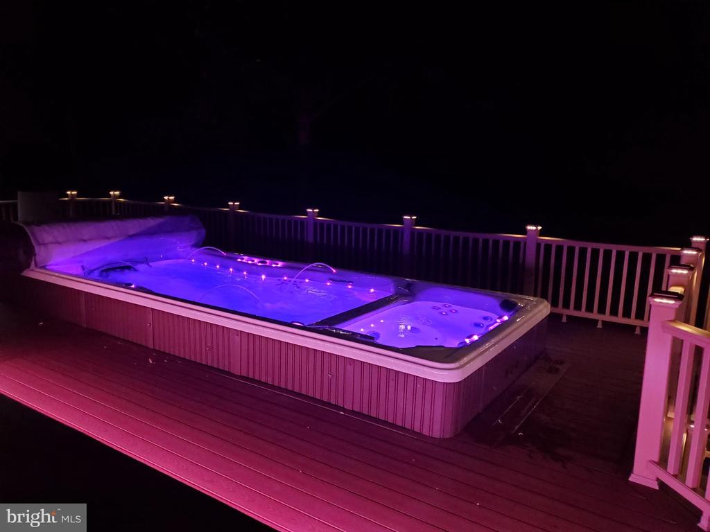 19ft Masters Trainer SwimSpa & Whirlpool - 8043 WINSTEAD MANOR LN, LORTON