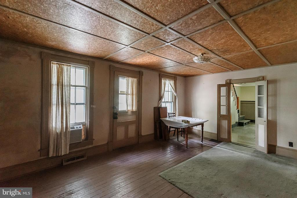 Large den with fireplace - 371 HENRY CLAY, HARPERS FERRY