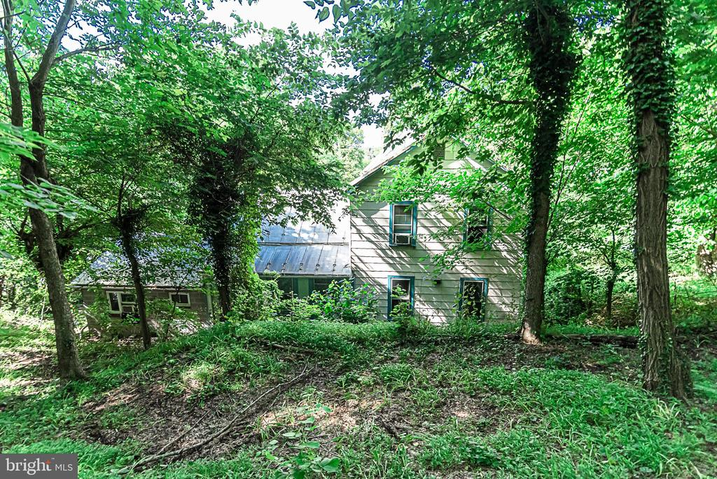 View from large rear yard - 371 HENRY CLAY, HARPERS FERRY