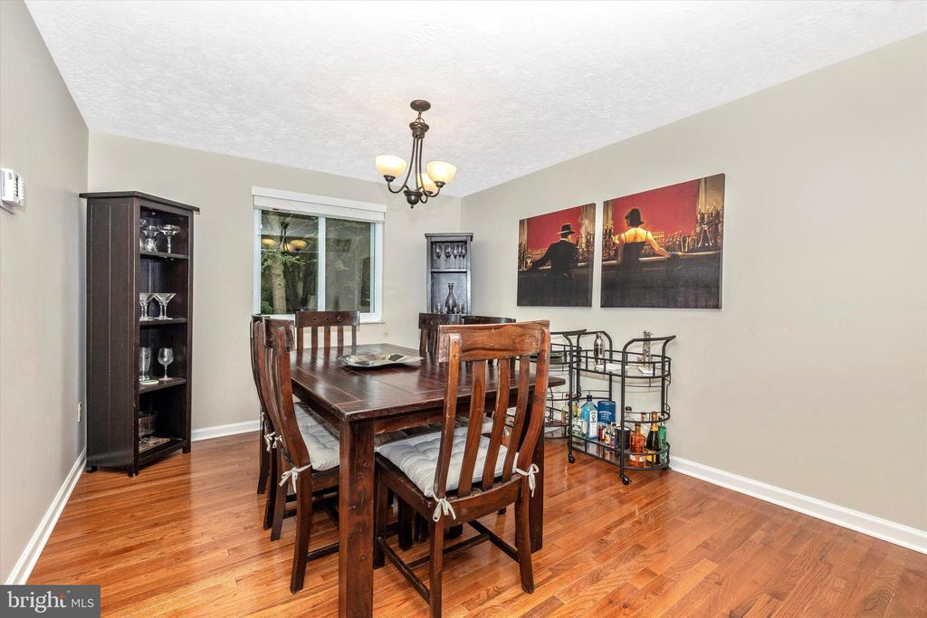 Separate Formal Dining Room - 18312 AMBER MEADOWS CT, GAITHERSBURG