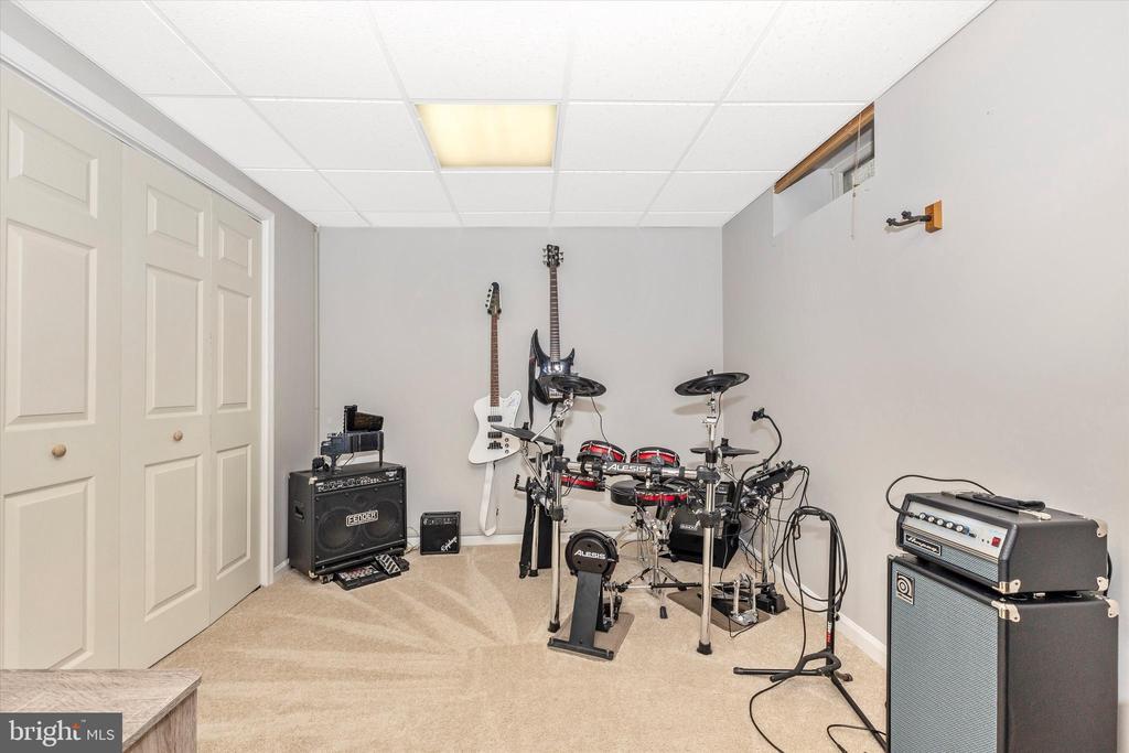Lower Level Bonus Room (2 of 2) RR + 2 Bonus Rms!! - 18312 AMBER MEADOWS CT, GAITHERSBURG