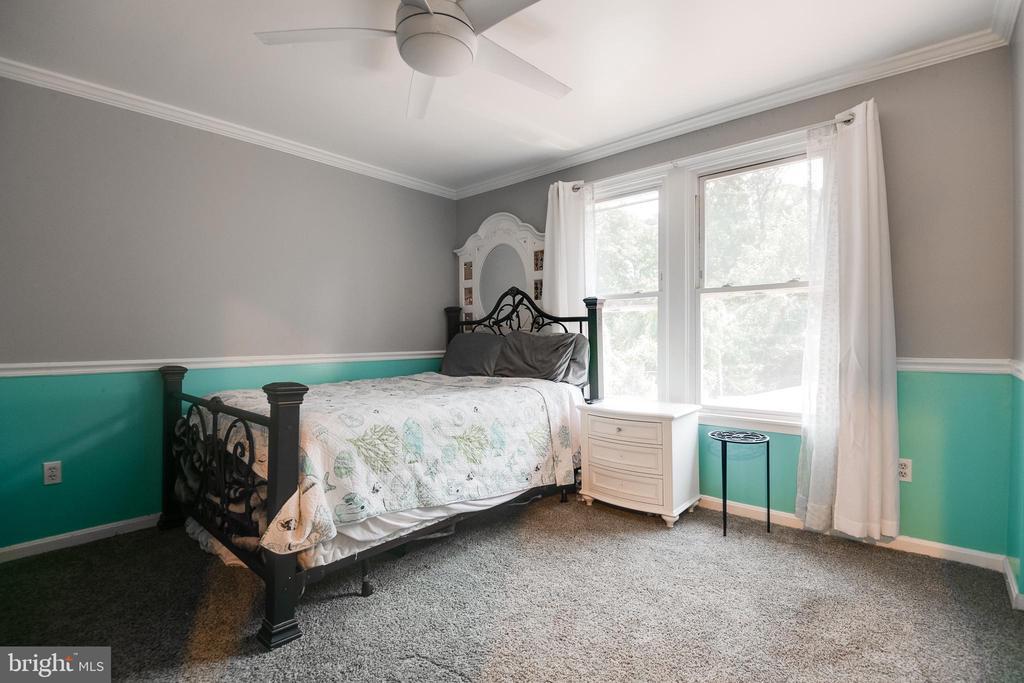 upper level bedroom  #1 - 8305 VENTNOR RD, PASADENA