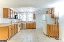 Full kitchen in IN-LAW SUITE - 8305 VENTNOR RD, PASADENA