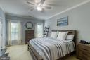 Master Bedroom - 42 HUNTING CREEK LN, STAFFORD