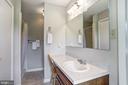 Primary Bedroom | Full Bath - 10132 WOODSBORO RD, WOODSBORO