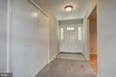 Foyer - 10132 WOODSBORO RD, WOODSBORO