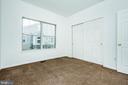 Second bedroom - 19924 GATESHEAD CIR #46, GERMANTOWN