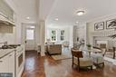 Lower level separate English Basement w/8' ceiling - 1838 VERMONT AVE NW, WASHINGTON