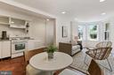 Recessed LED lighting throughout - 1838 VERMONT AVE NW, WASHINGTON