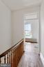 9' ceilings on second level & filled with light. - 1838 VERMONT AVE NW, WASHINGTON