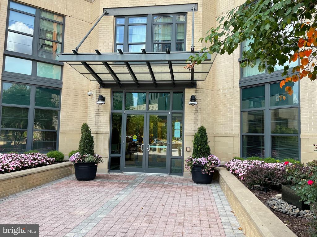 Front Entrance - 1830 FOUNTAIN DR #1208, RESTON