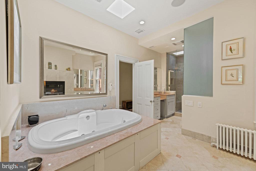 Primary Bath - 709 E CAPITOL ST SE, WASHINGTON