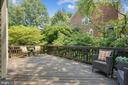Family Room opens to spacious deck - 1323 SUNDIAL DR, RESTON