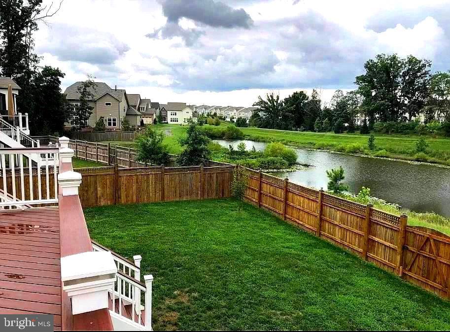 Beautiful view - 23384 MORNING WALK DR, BRAMBLETON
