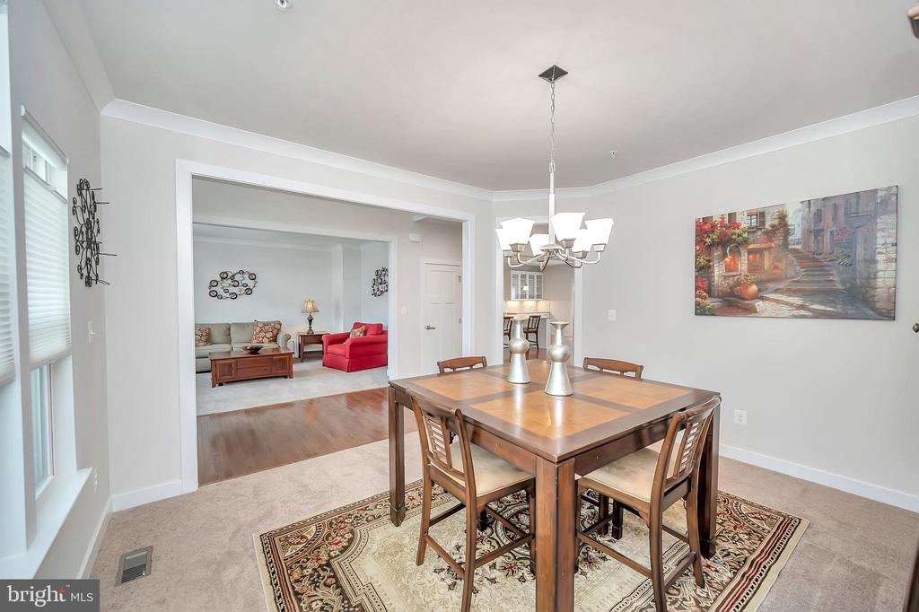 Formal Dining - 17152 BELLE ISLE DR, DUMFRIES