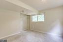 2 bedrooms in basement - 4005 LAKE BLVD, ANNANDALE