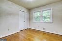 4 bedrooms upstairs - 4005 LAKE BLVD, ANNANDALE