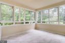 Enclosed Porch - 4005 LAKE BLVD, ANNANDALE