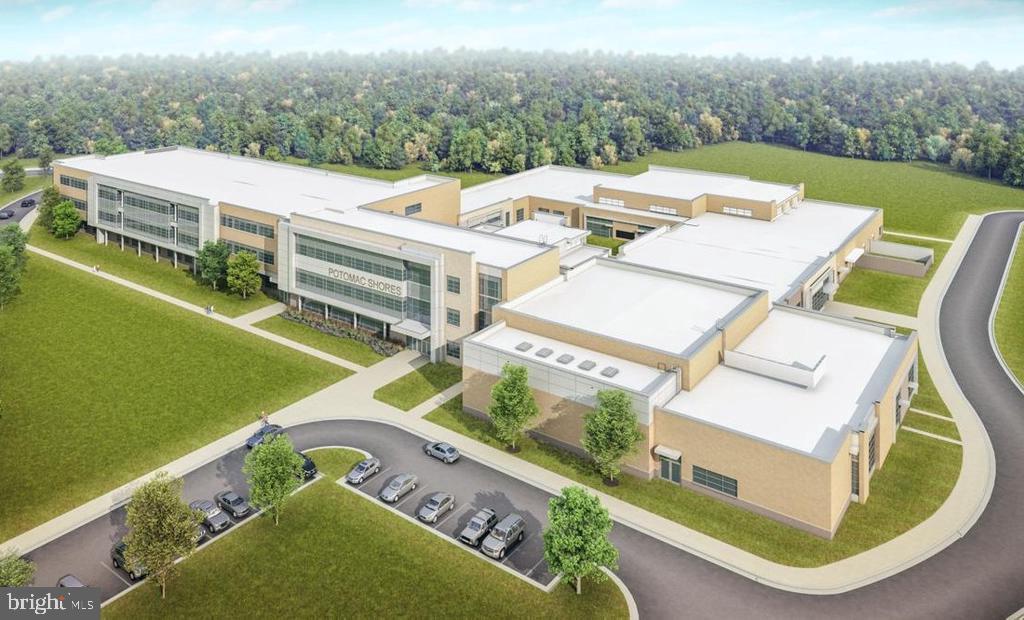 Potomac Shores Middle School - 17152 BELLE ISLE DR, DUMFRIES