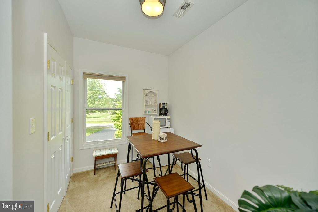 Kitchenette or second bedroom - 410 S NURSERY AVE, PURCELLVILLE