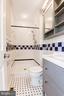 Remodeled bathroom off primary bedroom - 509 VALLEY VIEW AVE SW, LEESBURG