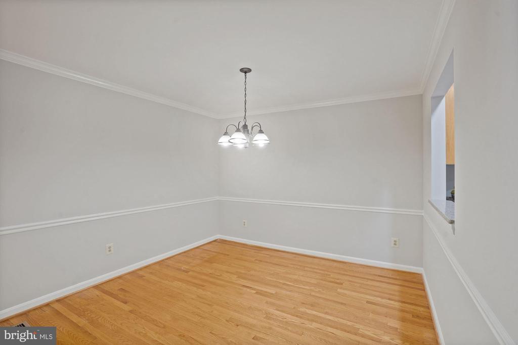 Formal Dining Room - 8017 GALLA KNOLL CIR, SPRINGFIELD