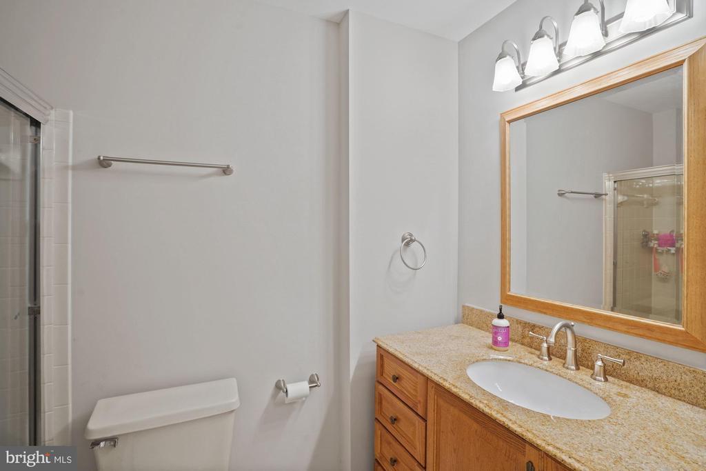 Updated second bath - 8017 GALLA KNOLL CIR, SPRINGFIELD