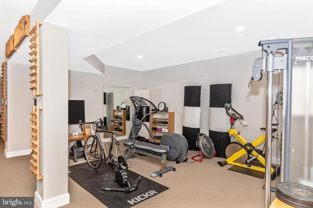 Exercise Room - 3835 FULHAM RD, FREDERICK
