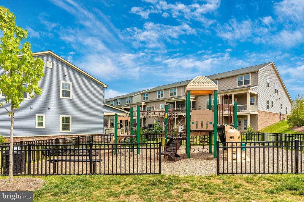 Playgrounds throughout the community - 3835 FULHAM RD, FREDERICK