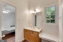 Private vanity room - 4346 BASFORD RD, FREDERICK