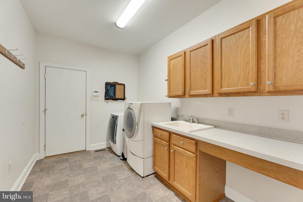 Enter from the garage or hallway - 4346 BASFORD RD, FREDERICK