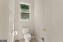 Separate water closet in the master - 4346 BASFORD RD, FREDERICK