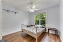 2nd bedroom with fresh neutral paint - 4346 BASFORD RD, FREDERICK