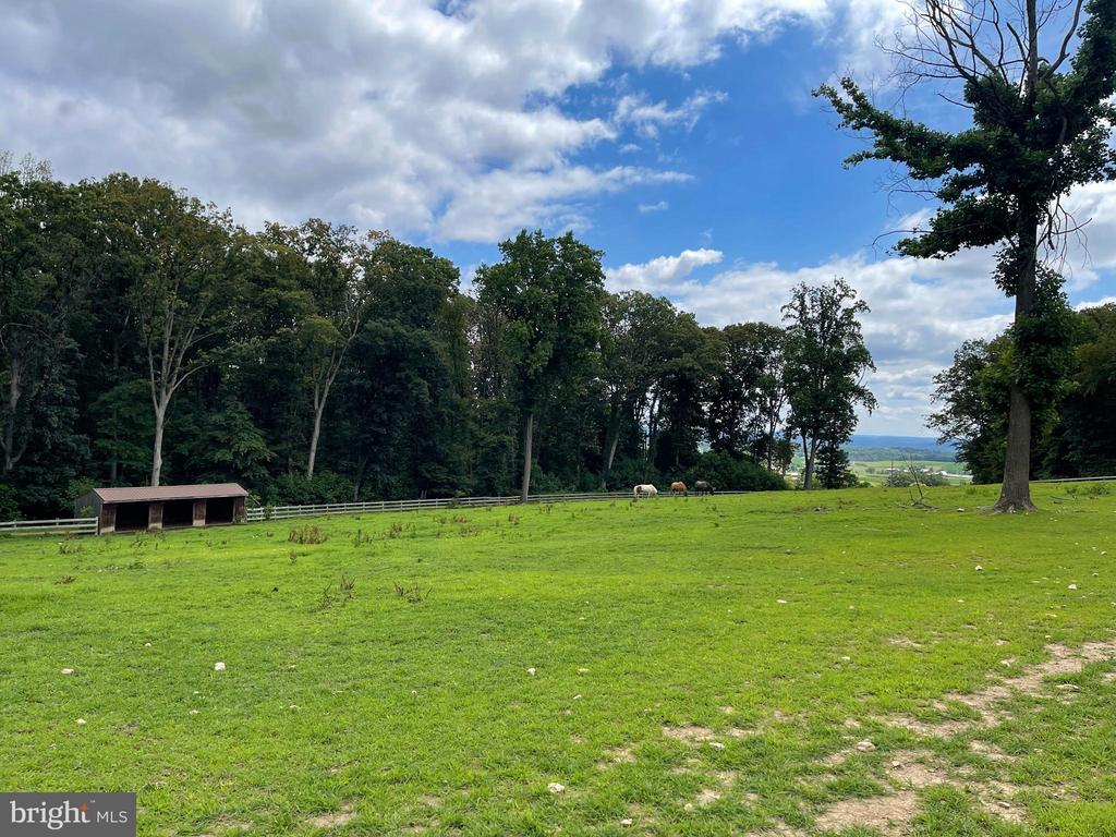 2.25 acre field with mountain views - 4346 BASFORD RD, FREDERICK