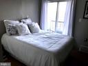 Second bedroom - 6502 LAKE PARK DR #301, GREENBELT