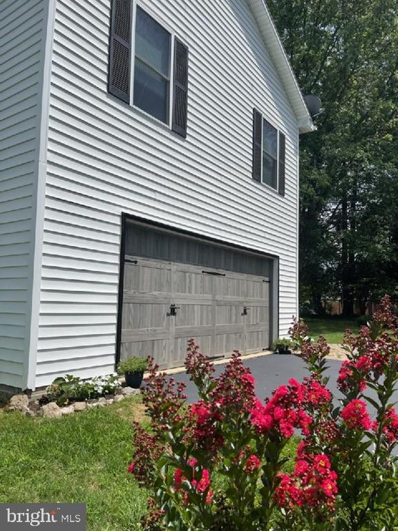 Detached garage - 410 S NURSERY AVE, PURCELLVILLE