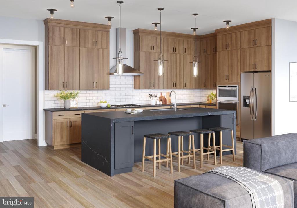 Ballston Kitchen - 43435 CROSON LN, ASHBURN