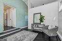 Bedroom sitting area - 10106 GREENOCK RD, SILVER SPRING
