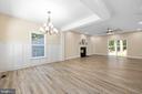 Formal dining room - 207 WASHINGTON ST, LOCUST GROVE