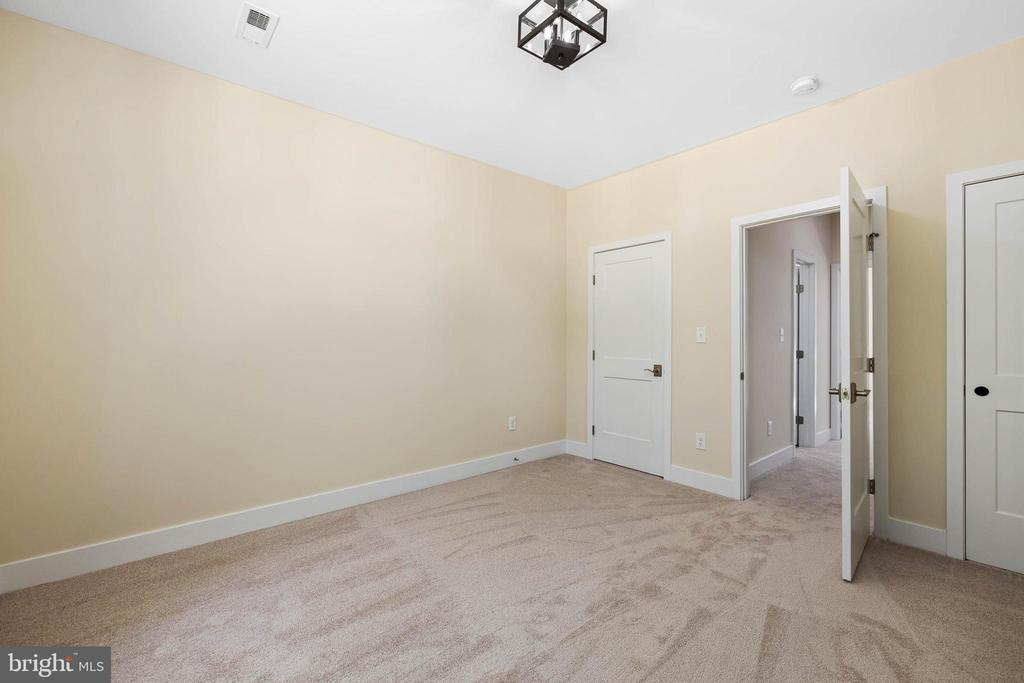Bedroom #3 is on upper level - 207 WASHINGTON ST, LOCUST GROVE